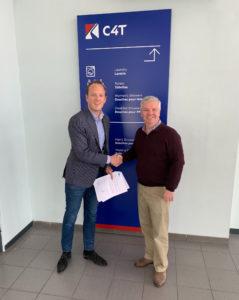 Truck Parking Europe C4T Calais Contract