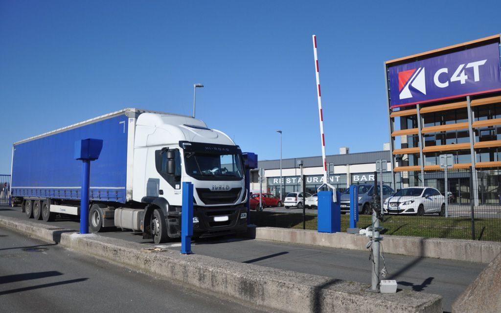 Truck Parking C4T Calais