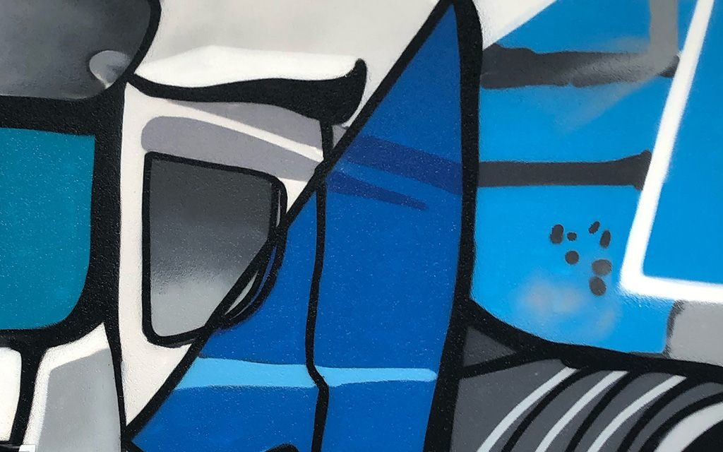 TPE Office Grafitti
