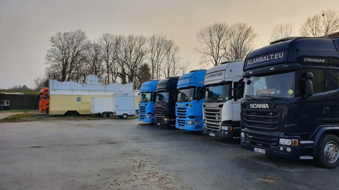 Depot Schaustellerbetrieb Pascal Raviol