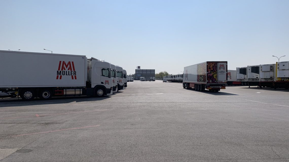 depot mueller transporte