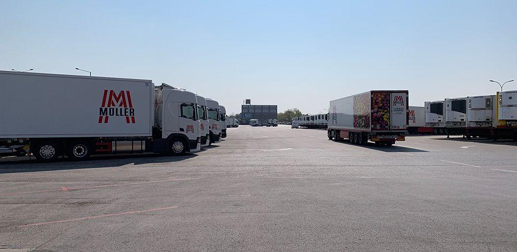 TPE Depot Mueller Transporte