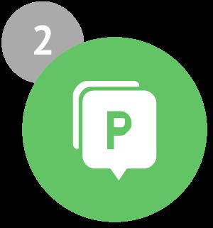 TPE Icon find parking