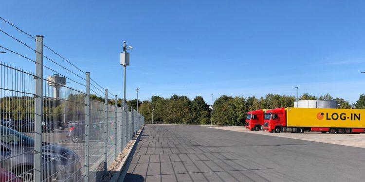 LOG-IN CZ Transport Parking