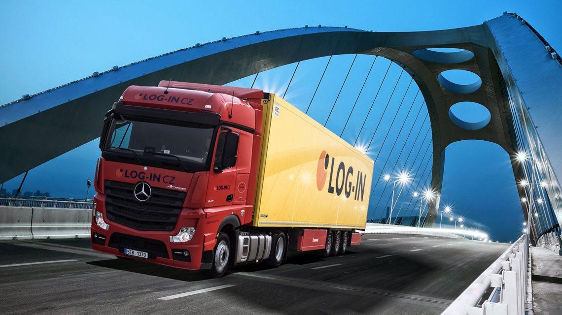 LOG-IN CZ Transport Driving