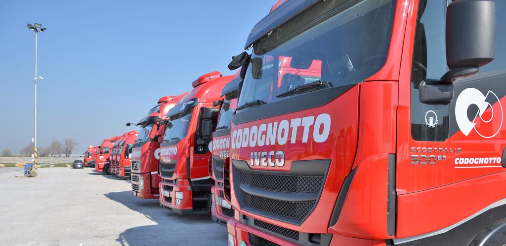 truck parking slovakia